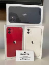 IPhone 11 64GB brando/Preto/Red, 1 Ano de Garantia
