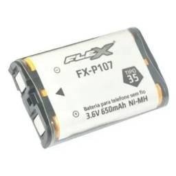 Bateria Flex Telefone Sem Fio 3.6v 650mah