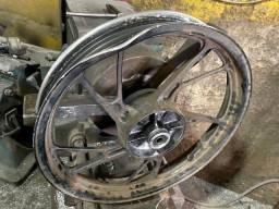 Título do anúncio: Conserto rodas- *