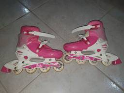 Patins da Barbie 34-37
