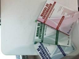 Livro de enfermagem:manuais de Enfermagem do Romulo Passos