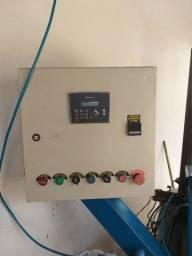 Maquina para fabricação de contrapesos