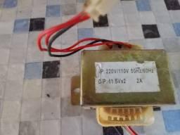Transformador 127/220  para 12v