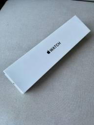 Título do anúncio: PROMOÇÃO - Apple Watch SE 44mm GPS Silver  - LACRADO!