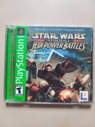 Star Wars Jedi Power Battles ORIGINAL (PS1)