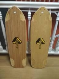 Shape de Skate Longboard (Downhill)