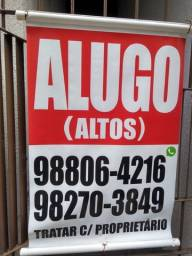 Alugo apartamento pequeno no Umarizal