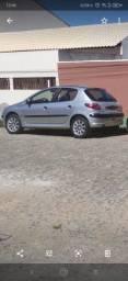Carro Peugeot 206 tudo ok *