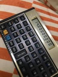 Calculadora financeira HP  mod 12C