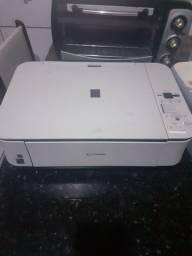 Título do anúncio: Impressora e scanner