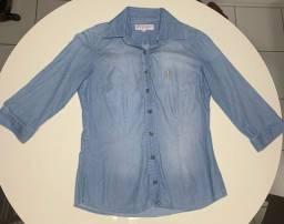 Camisa Dudalina Jeans, 36