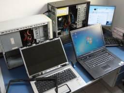 Montagem e manutenção de Computadores, PC Gamer, notebooks, instalação de redes