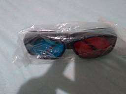 Óculos 3d novo de notebook