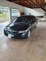 Honda Civic Aut 1.8 Flex 2007 Oportunidade!