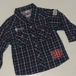 Camisa Tip Top Tam G