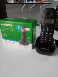 Título do anúncio: Telefone sem fio Intelbras