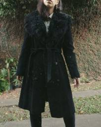 Trench coat Irving Posluns vintage M