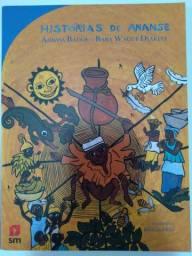 Livro história de Ananse