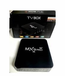 Título do anúncio: TV box 4k _varejo e atacado entrega a domicílio jp e região