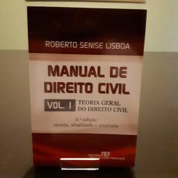 Manual de Direito Civil Vol. 1