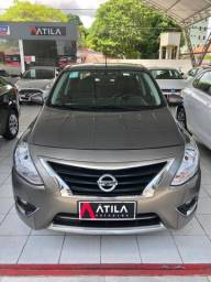 Nissan versa 2018 SL 1.6 cambio automático novíssimo!!!