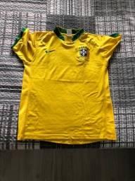 Camisa da Seleção Brasileira original