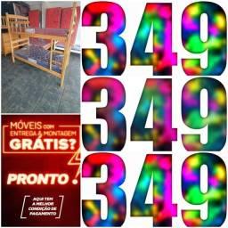 Mega Promoção Beliche Mulateiro $349,00