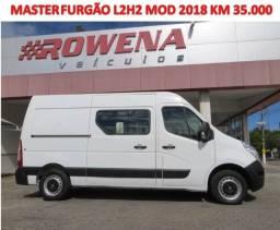Master Furgao Mod 2018 35.000Km