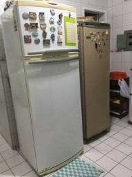 Geladeira Brastemp Frost Free e Freezer Eletrolux