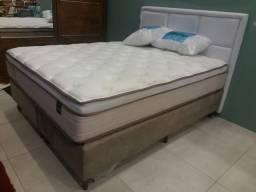Colchão Molas Pocket 138 x 188cm