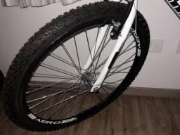 Bicicleta Colli Cb 500 Aro 26 Branco (Nova)