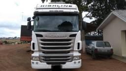 Scania highline 440 6x4 2013 - 2013