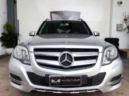 Mercedes-benz Glk220 2.1 CDI 4X4 2013/2013 Prata - 2013