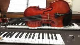Violino Profissional feito por Luthier