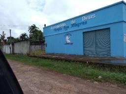 Galpão para igreja no bairro São jose em Castanhal por 70 mil reais zap 988697836