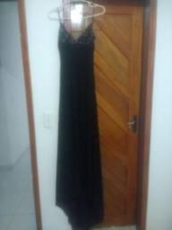 Vendo vestido de festa preto