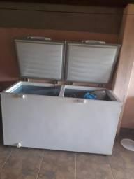 Freezer horizontal Electrolux h500