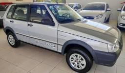 Fiat Uno UNO MILLE WAY ECONOMY FLEX 4P - 2013