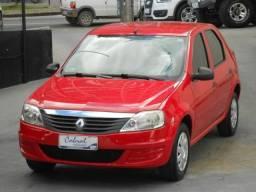 Renault Logan 1.0 Authentique Flex - 2012