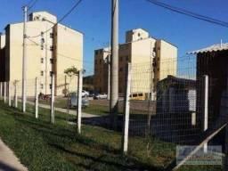 Apartamento com 2 dormitórios à venda, 43 m² por R$ 95.000,00 - Aberta dos Morros - Porto