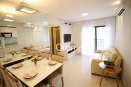 Apartamento com 2 dormitórios à venda, 59 m² por R$ 269.000,00 - Jardim América - Goiânia/