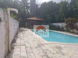 Casa Beira Mar em Itamaracá com 03 quartos à venda por R$ 120.000