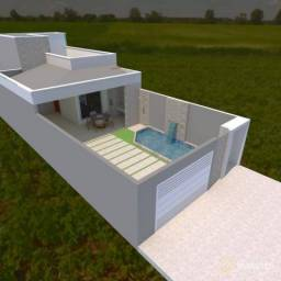 Casa com 3 dormitórios à venda, 125 m² por R$ 400.000 - Quadra 407 Sul - Palmas/TO