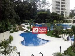 Apartamento com 4 dormitórios para alugar, 190 m² por R$ 8.500,00/mês - Jardim Marajoara -