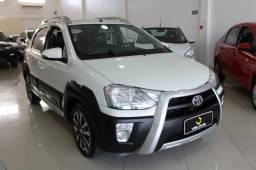 Toyota ETIOS CROSS 1.5 Flex 16V 5p Mec. 2016 Flex