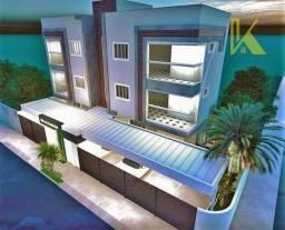 Residencial ILHA DE SANTORINI a 200m do mar, com 1 suíte + 1 dormitórios, 72m² a partir de