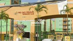 Apartamento no Rio das Pedras, com 2 dormitórios para alugar, 68 m² por R$ 2.150/mês - Par