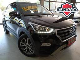 Hyundai Creta 2.0 Flex Prestige Automático 2018!!! (Blindado)
