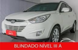 Hyundai Ix 35 IX35 GLS 2.0 16V Flex 2WD Aut. (BLINDADO) 4P