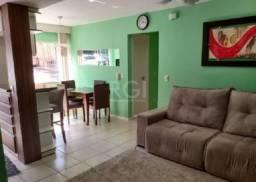 Apartamento à venda com 2 dormitórios em Guarujá, Porto alegre cod:BT10159